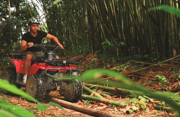 ATV in Kemensah