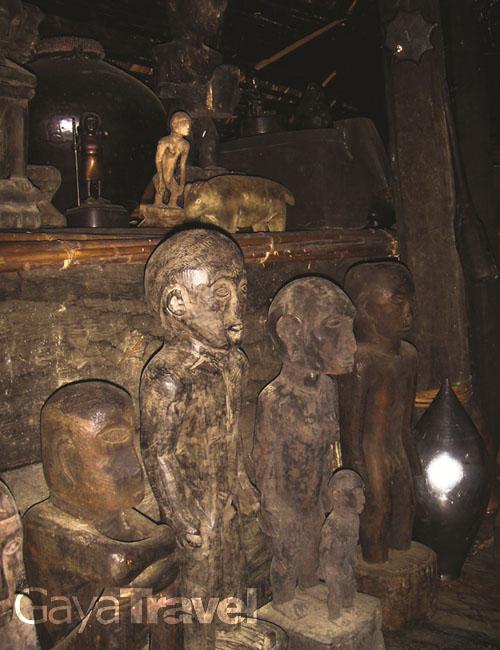 The ancient culture of Segada
