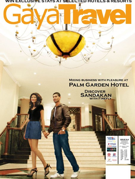 Issue 6.4 – Mixing Business with Pleasure at Palm Garden Hotel