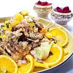 Deep Fried Soft Shell Crab Pattaya Style