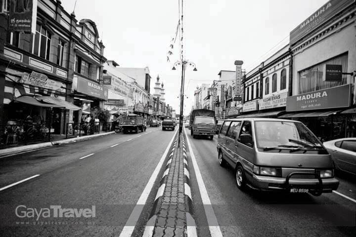 "Jalan Tengku Kelana - "" Little India """
