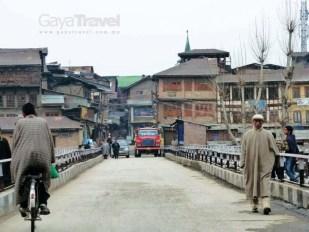 Old City of Srinagar