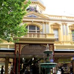 Wonderful building of Adelaide Arcade
