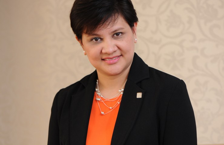 Julini Yusof - Marketing Communications Manager Concorde Kuala Lumpur