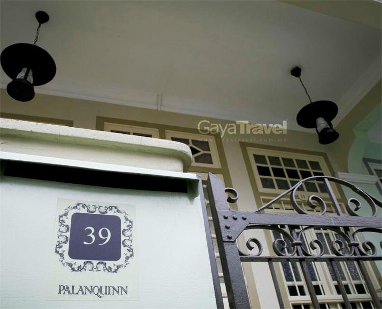 Palanquinn Heritage Suites - Penang