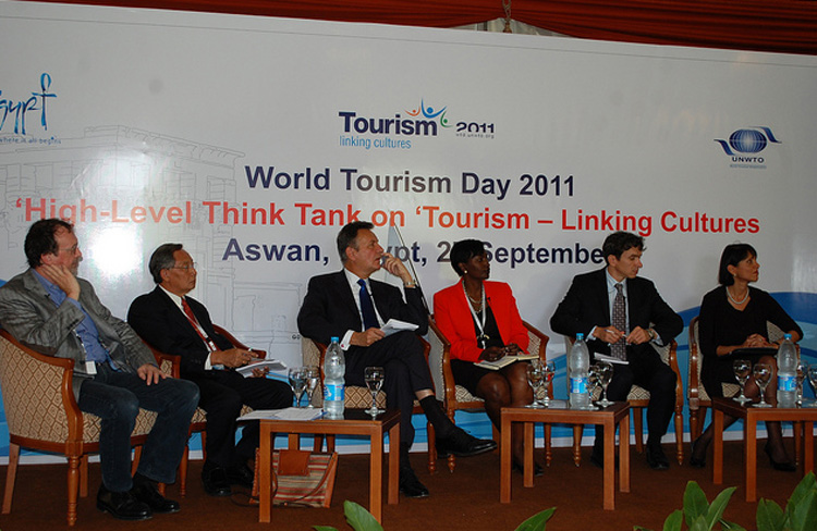 World Tourism Day 2011 Think Tank: Tourism - Linking Cultures