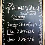 Creative way of showing Palanquinn Contacts