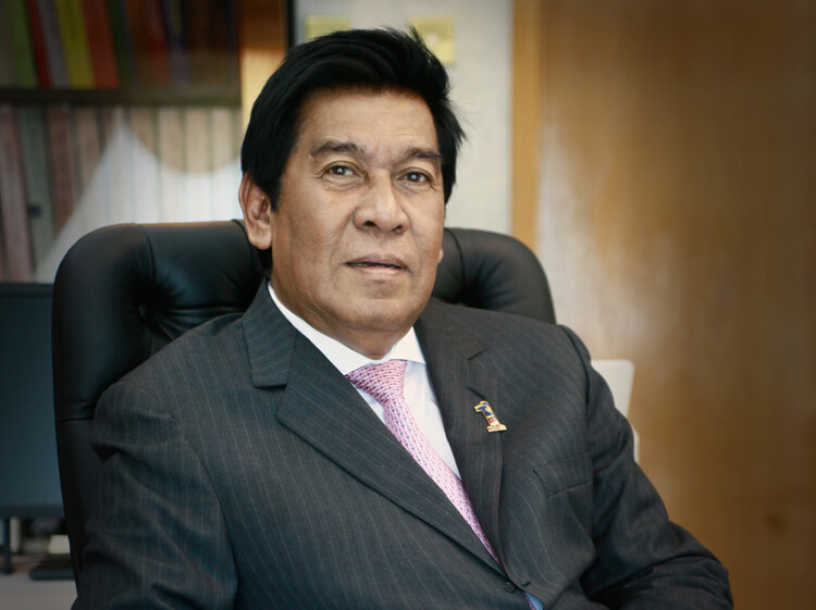 Tan Sri Khalid Ramli - Chief Executive Officer of LADA
