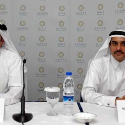 HH Sheikh Nawaf & Hamad Abdulla Al Mulla