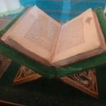 Pulau Menyengat - The Old Al Quran transcribed in hand writting by Yang Dipertuan Muda Raja Abdurrahman