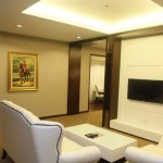 Presidential Suite at Grand Sentosa Hotel