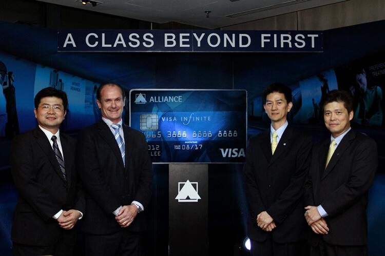 Alliance Bank Launches Visa Infinite