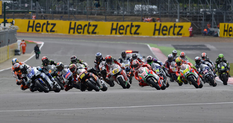 Hertz Turbo Charges Its Status for The MotoGP World Motorcyling Championship
