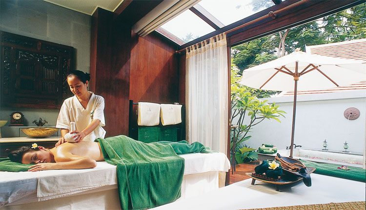 Pamper yourself with Thai Massage
