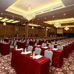 The banquet facility at MH Hotels Ipoh