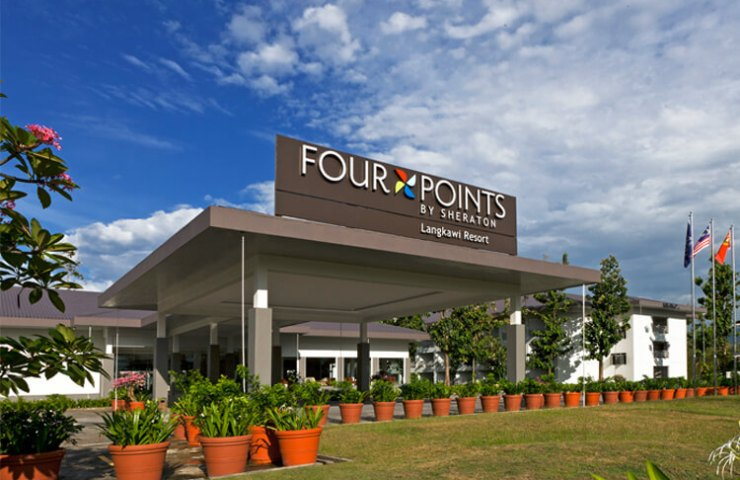 Four Points Resort by Sheraton Langkawi