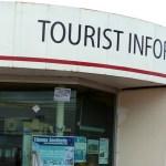 Tourist information, Tijuana, Mexico