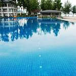Four Points Resort Langkawi owns the biggest infinity pool in Langkawi