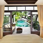 Pool access Suites