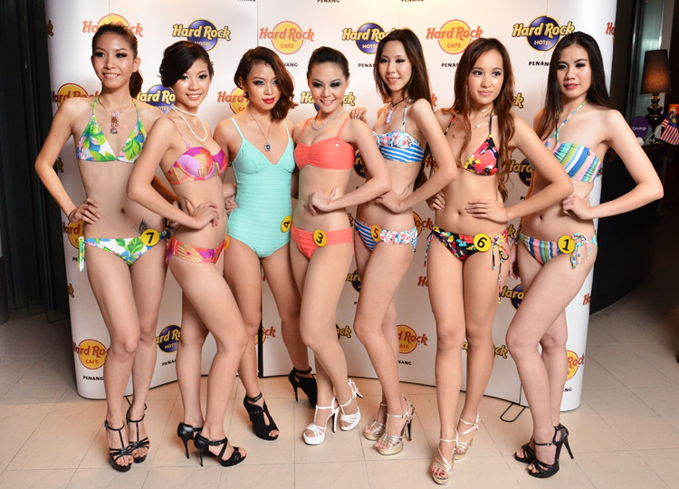 The 7 young, sexy, smart and talented finalists