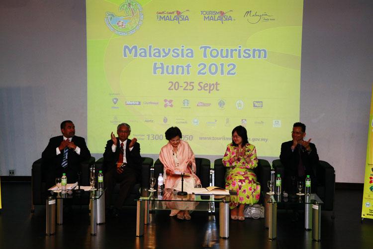 Malaysia Tourism Hunt 2012