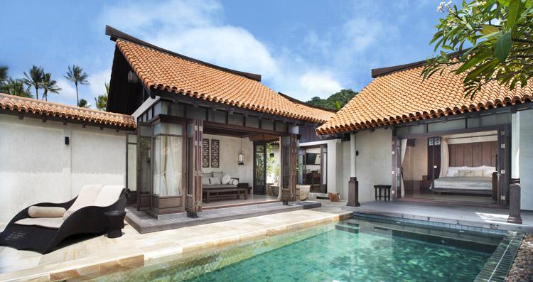 "LE MERIDIEN Koh Samui  Resort & Spa 1ST Year Anniversary Return of the ""OPENING OFFER"""