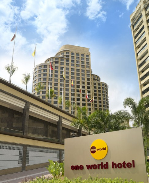 One World Hotel Once Again Appointed Official Hotel for SIME DARBY LPGA 2012