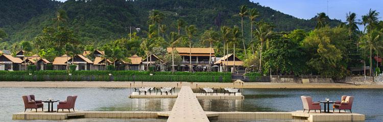 Ocean Pier at Le Meridien Koh Samui Resort & Spa