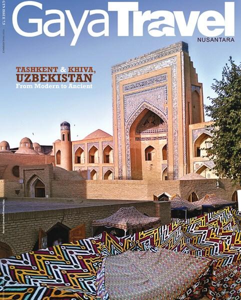 Issue 7.5 – Tashkent & Khiva, Uzbekistan – From Modern to Ancient