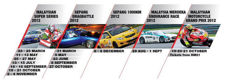 """THE INAUGURAL MOTOGP BUSINESS FORUM 18 OCTOBER 2012 """"Riding into the future of Asian two-wheel motorsport"""""""