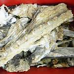 Salted fish is a top selling product of this factory
