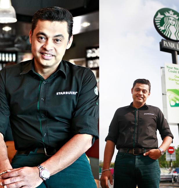 Sydney Quays - Chief Executive Officer of Starbucks Malaysia