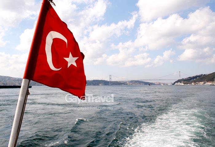 ?? Part 1. Istanbul, Bursa & Pamukalle, Turkey