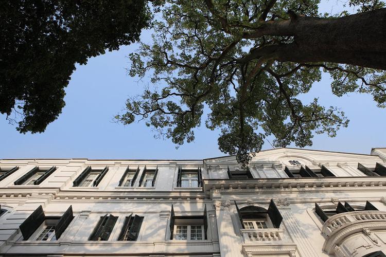 Hotel Metropole Hanoi Exterior