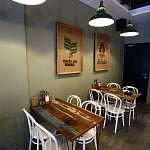Interior LOKL Cafe