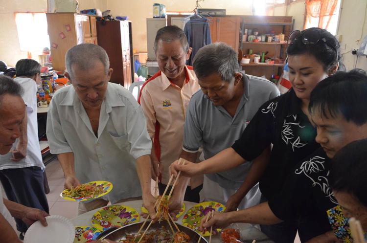 Philea Resort & Spa Spreads Festive Cheer to the Elderly