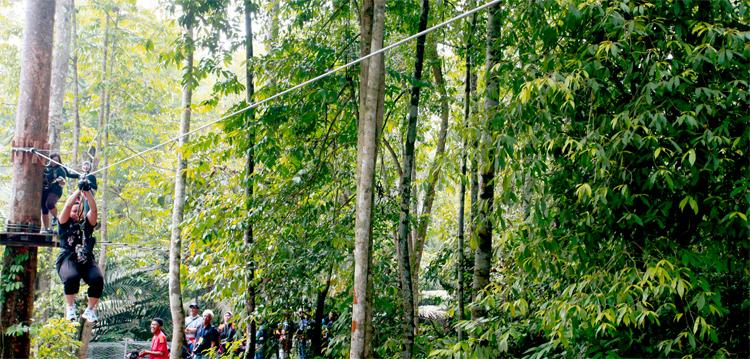 Kembara Cuti-Cuti 1Malaysia – Selangor 2012