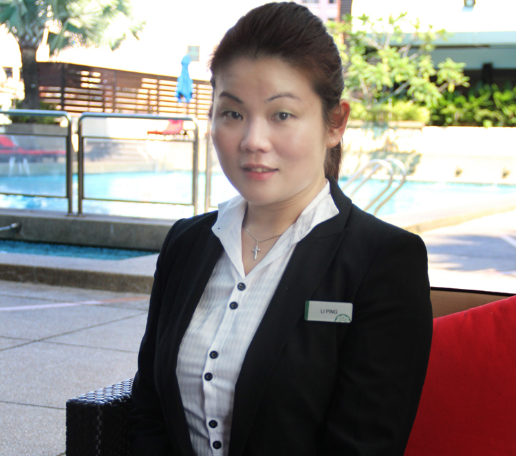 Tan Li Ping Appointed Lifestyle Manager of St. Gregory at ParkRoyal Kuala Lumpur, Malaysia
