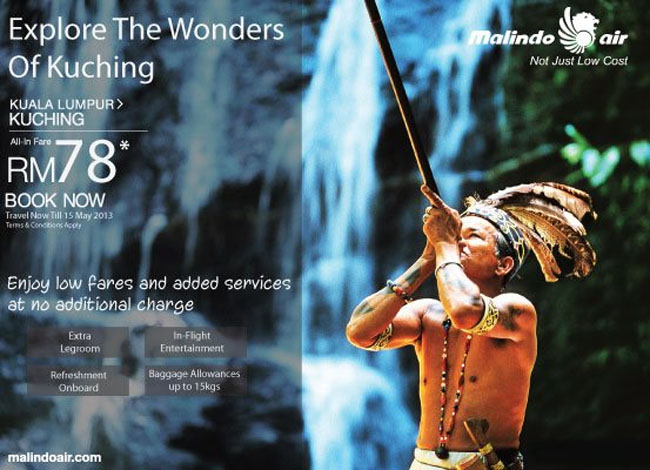 Malindo Kuching Promotion