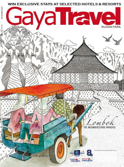Issue 8.2 - Lombok - The Misunderstood Paradise