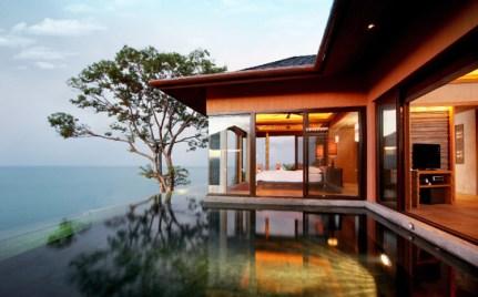 Infinity Pool in Sri Panwa