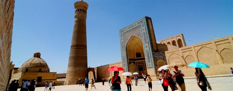 Bukhara & Samarkand in Uzbekistan – Silk Route Splendour