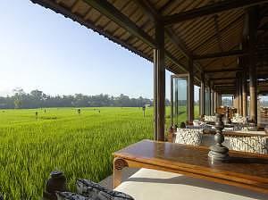 Chedi Ubud Bali Restaurant