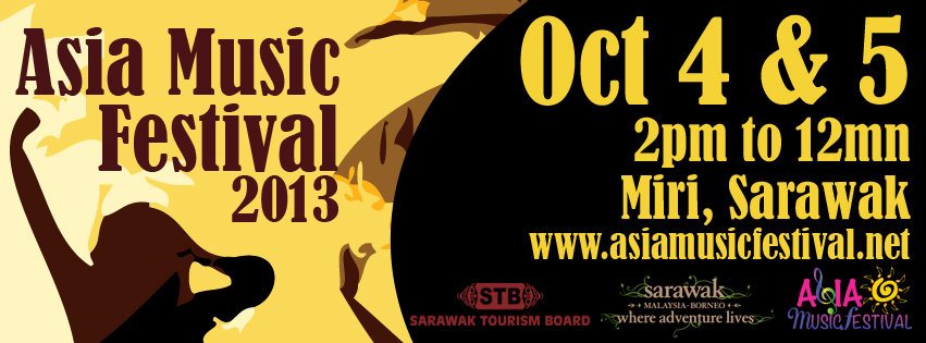 Experience the Adventure of Another Music Festival in Sarawak