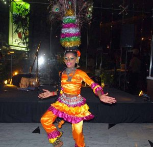 Bharatnatyam performance
