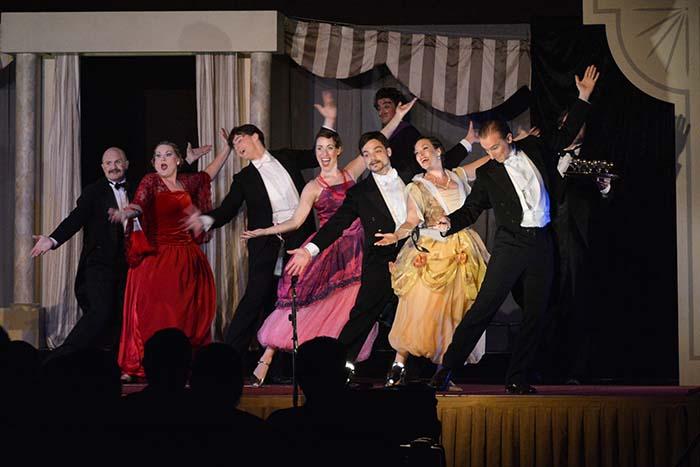 The Revenge of The Bat (Die Fledermaus) Operetta at Philea Resort and Spa