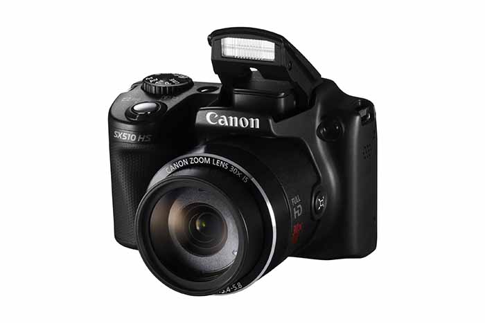 Introducing the New Range of Canon PowerShot Digital Cameras