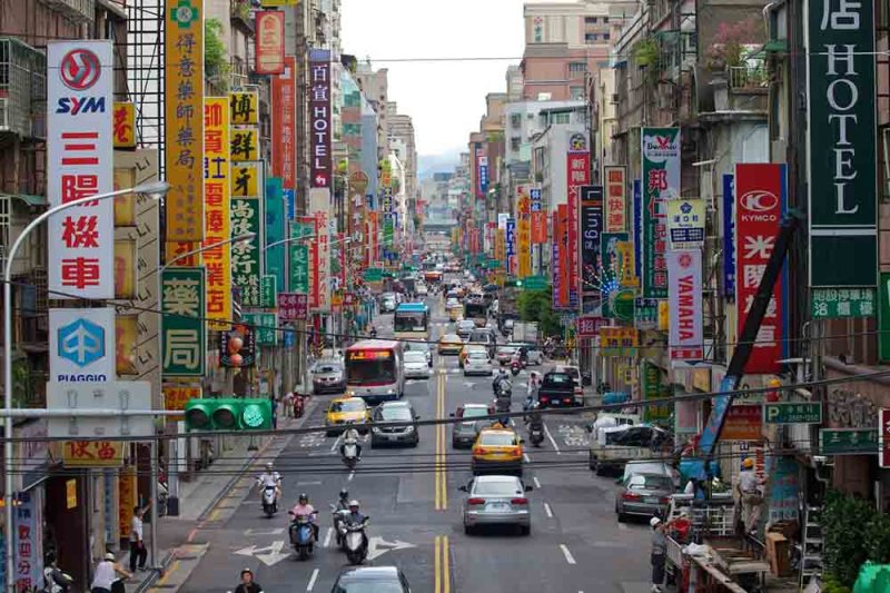 Taiwan – The Heart of Asia