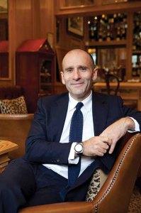 Gavin Tollman (Global CEO, Trafalgar)