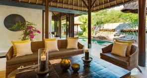 Pool villa at The Chedi Club Jimbaran
